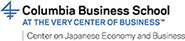 Columbia Business School: Center on Japanese Economy and Business